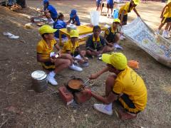 Scouts & Guides - Cooking Competition