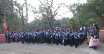 Students assembly