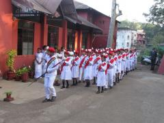 Salute by School Band